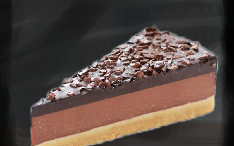 Торт «Чизкейк шоколадный»