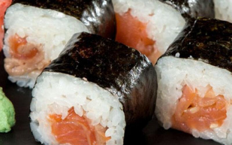 Ролл «Классика» с лососем