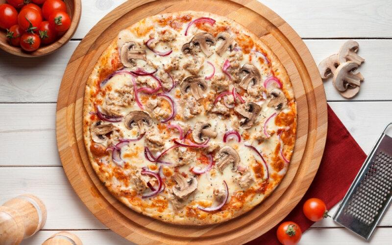 Пицца «Жюльен»