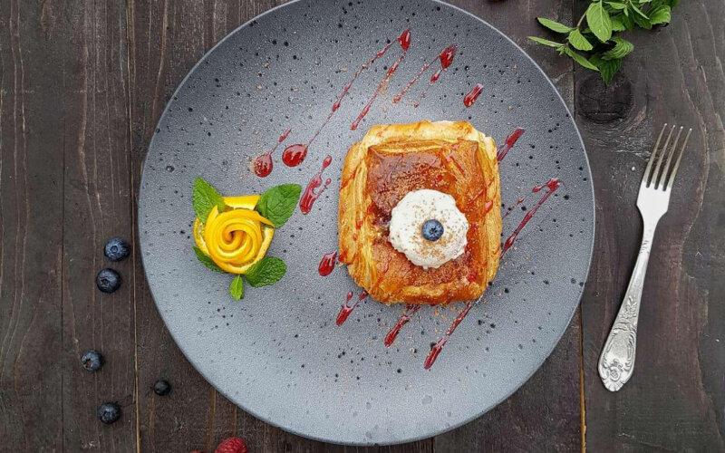 Десерт «Сирелис»