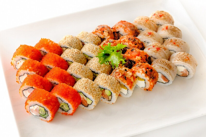 Суши-сет «Судоку»