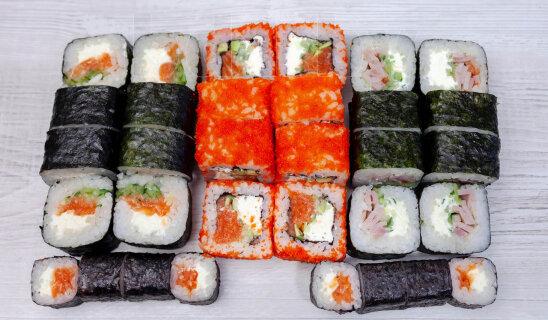 Суши-сет «Дедпул»