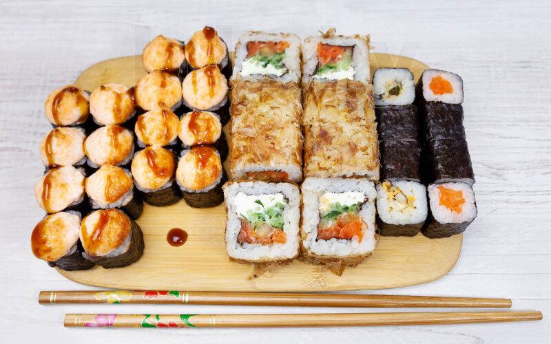 Суши-сет «Очень вкусные дела v 2.0»