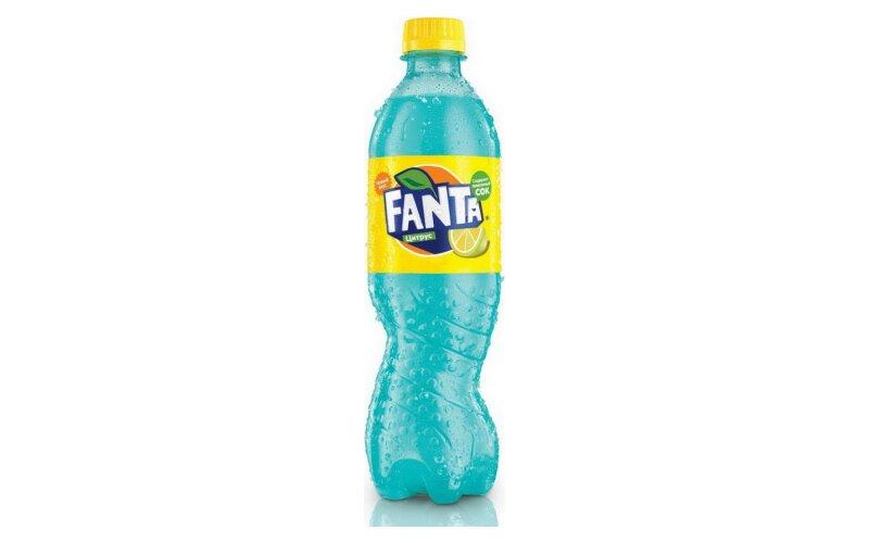 Газированный напитокFanta «Цитрус»