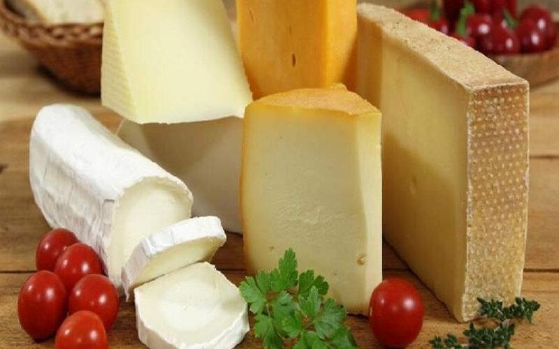 Твёрдый сливочный сыр