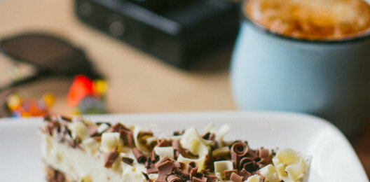 Чизкейк «Белый шоколад»