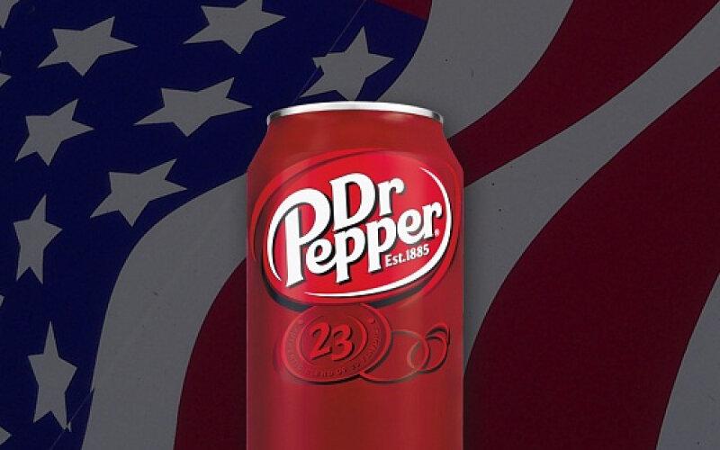 Напиток газированный Dr.Pepper
