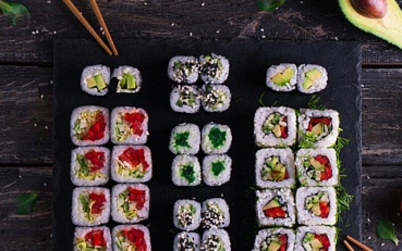 Суши-сет «Ясай» (вегетарианский)