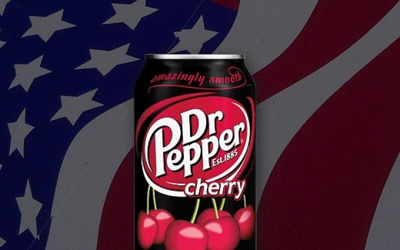 Напиток газированный Dr.Pepper «Вишня»