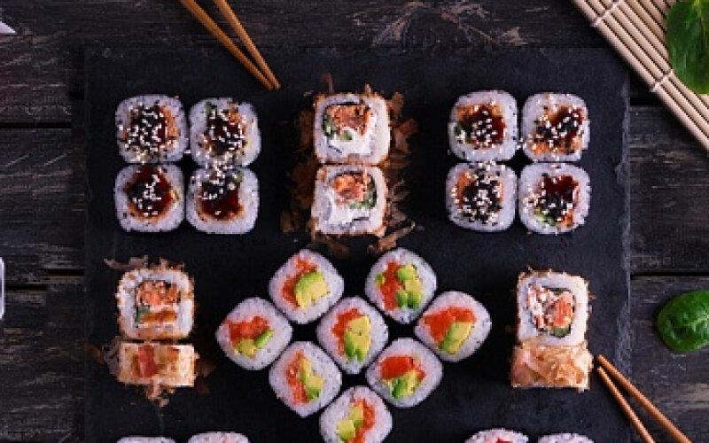 Суши-сет «Хоккайдо»
