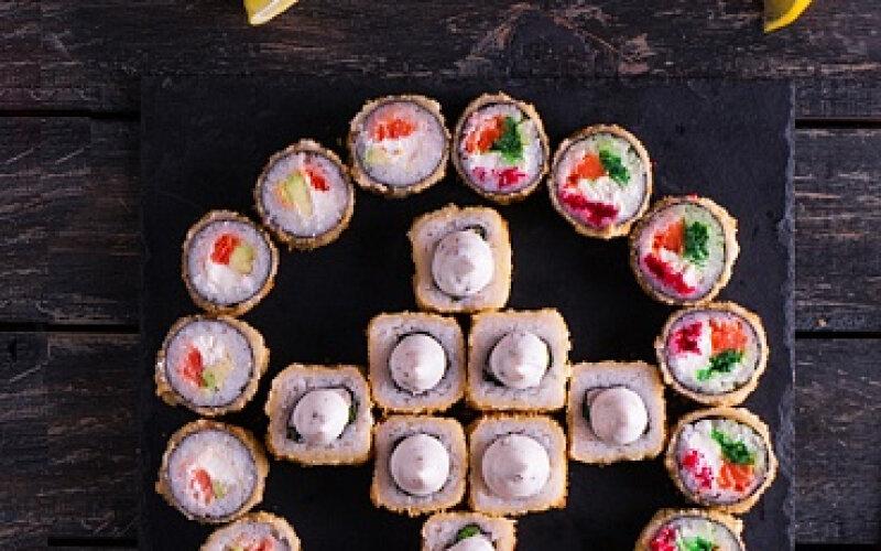 Суши-сет «Сахара Хот»