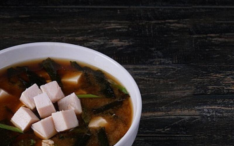 Суп «Мисо тори»