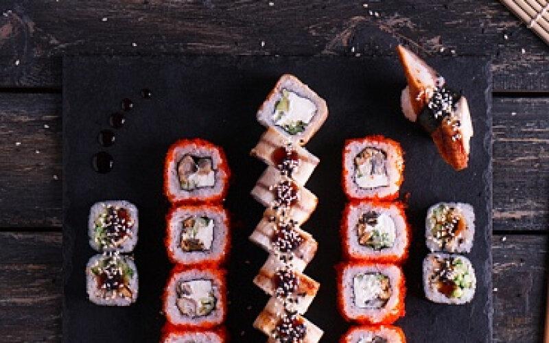 Суши-сет «Унаги»