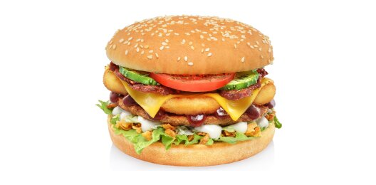 Бургер «ДаблТрабл»