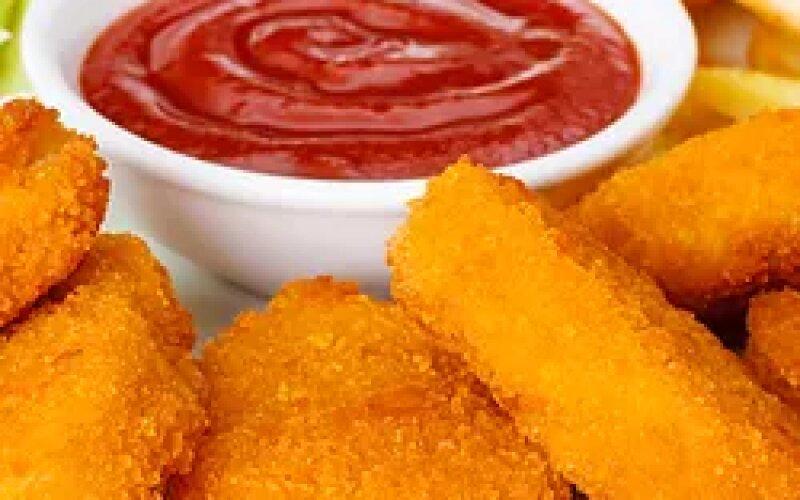Наггетсы с соусом