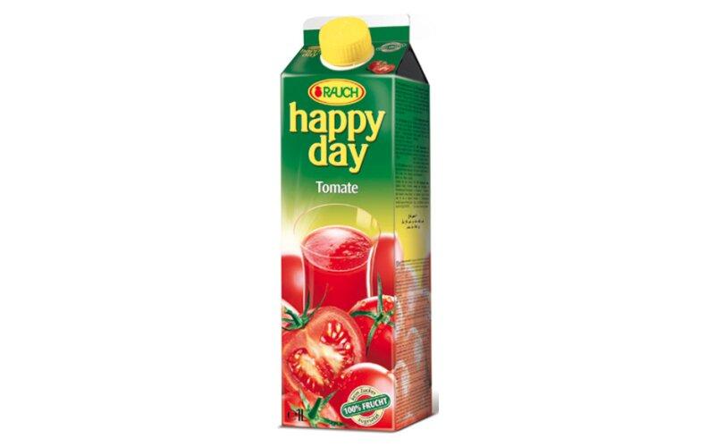 Сок Happy Day томатный