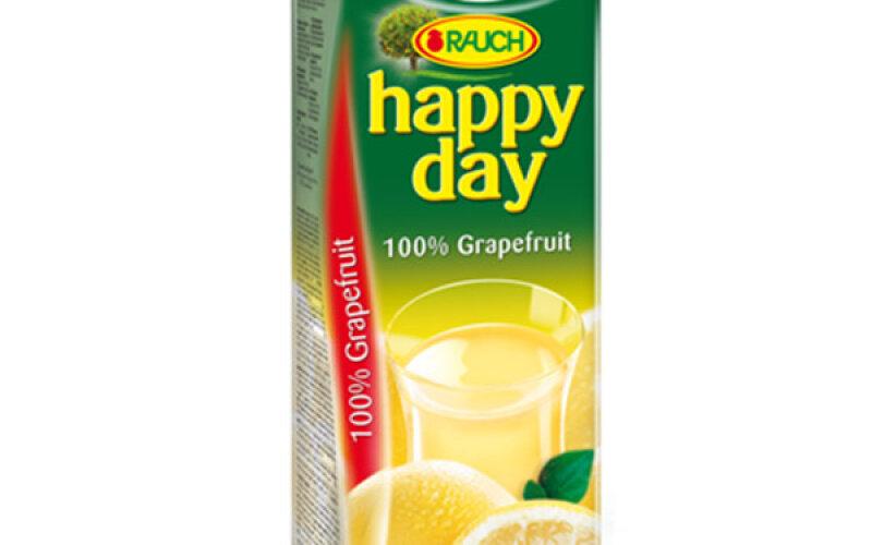 Сок Happy Day грейпфрутовый