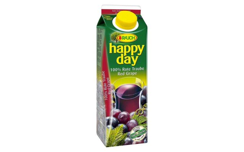 Сок Happy Day виноградный