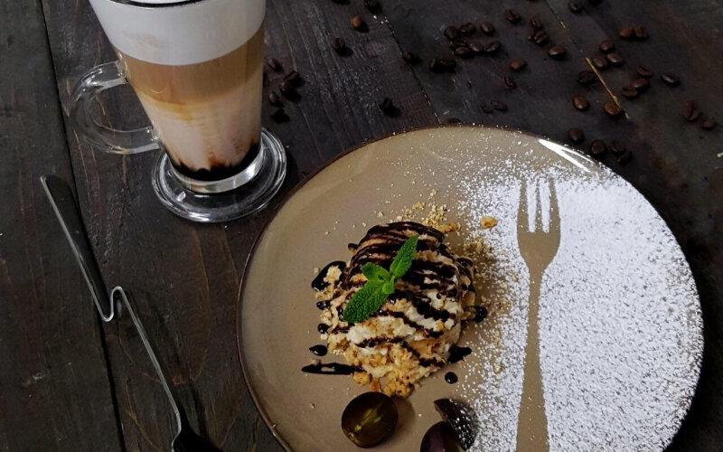 Десерт «Пломбир»