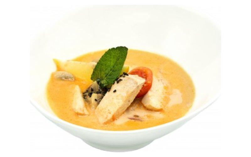 Суп «Том-кха»