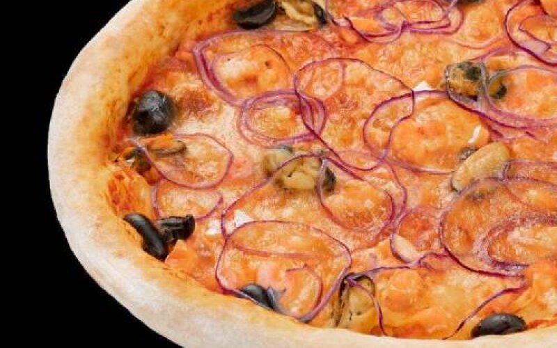 Пицца «Морская»