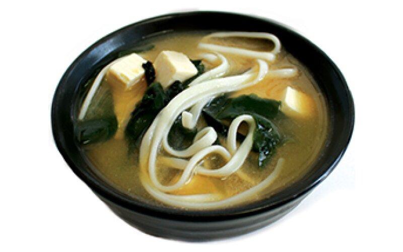 Суп «Мисо удон»