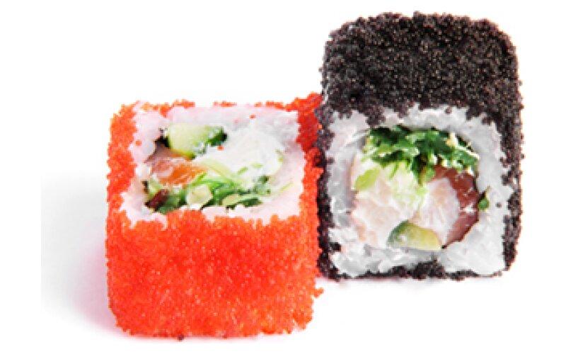 54 Урамаки SushiFighter