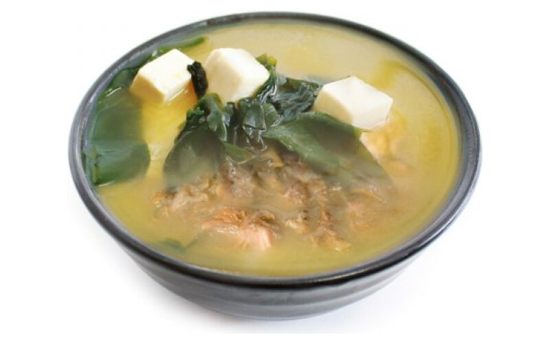 Суп «Мисо Саке»