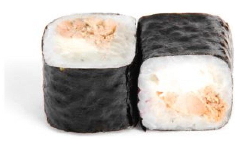 17 Хосомаки Sake Fry Maki
