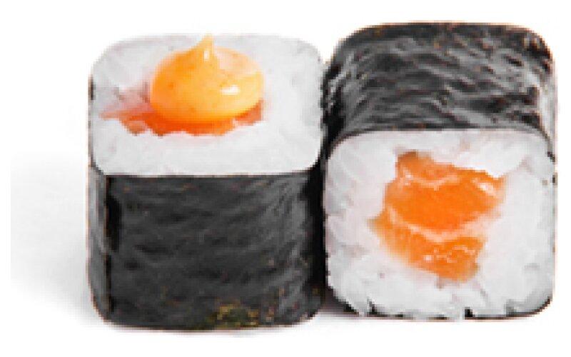 13 Хосомаки Spicy Sake Maki