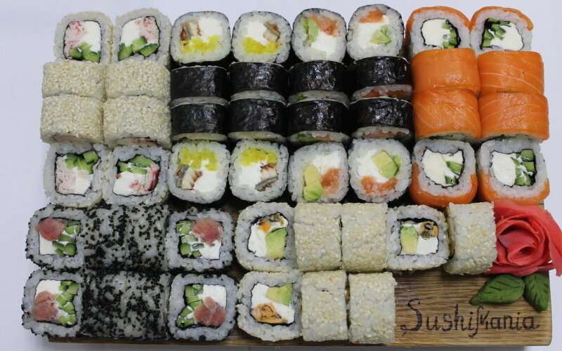 Суши-сет «Вялiкi»