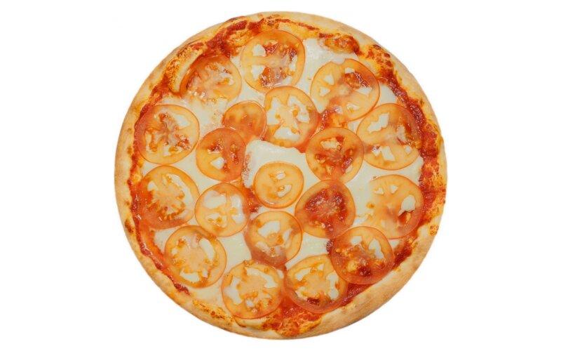 Пицца «Маргарита» (вегетарианскя)
