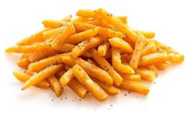 Картофель фри из печи