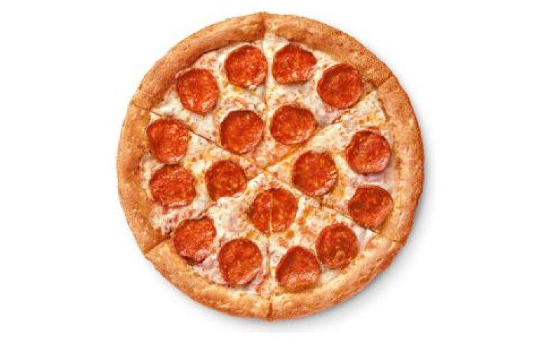 Пицца «Пеперони» на традиционном тесте