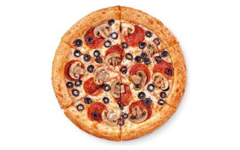 Пицца «Итальянская» на традиционном тесте