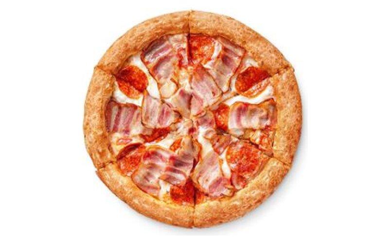 Пицца «Дон Бекон» на традиционном тесте