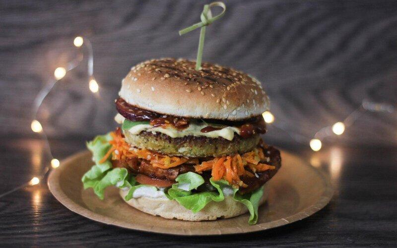 Бургер «Биг-веган»
