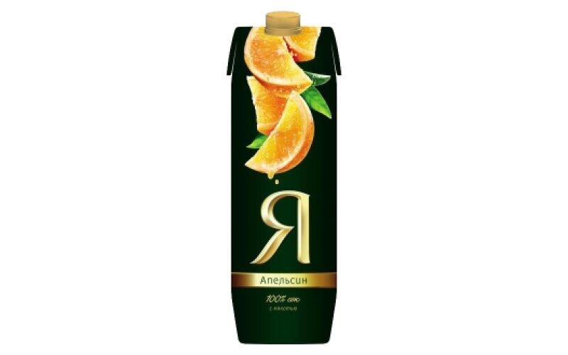 Сок «Я» апельсиновый