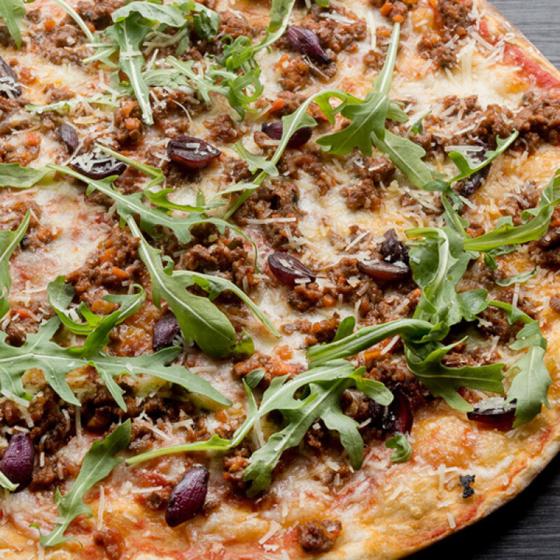 Пицца «Болоньезе»