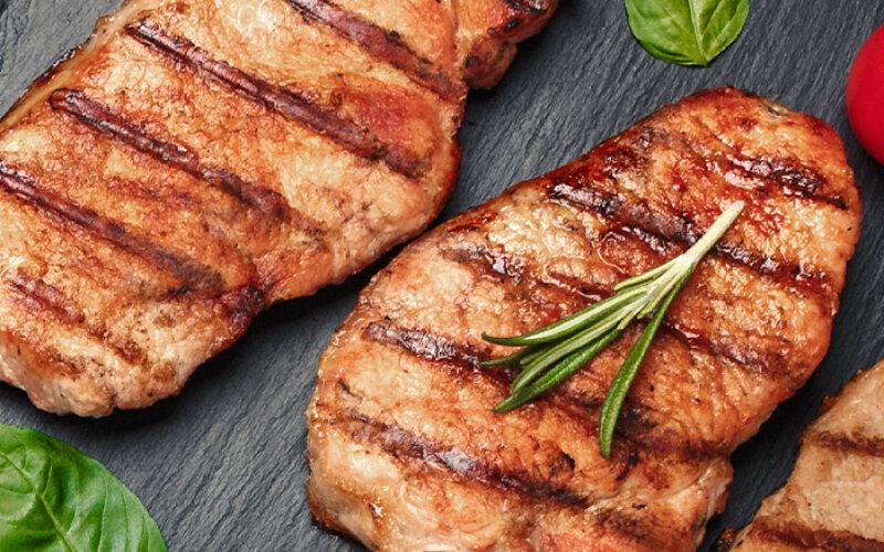 Стейк из свинины (весовое блюдо)