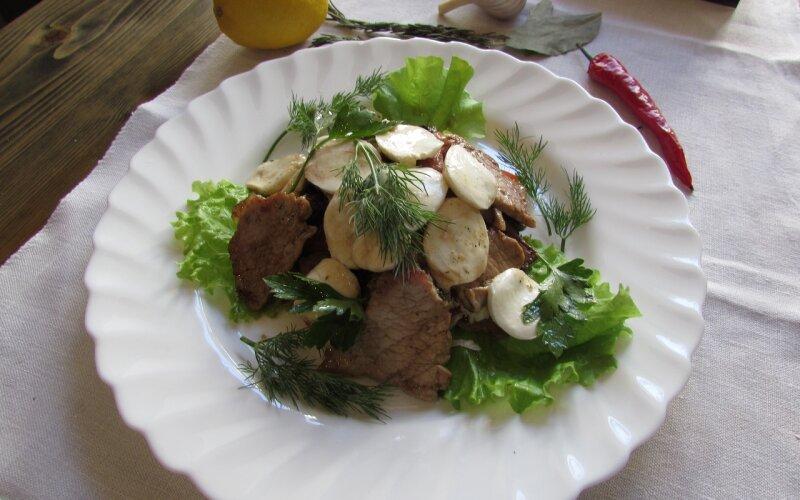 Салат «Деревенский»