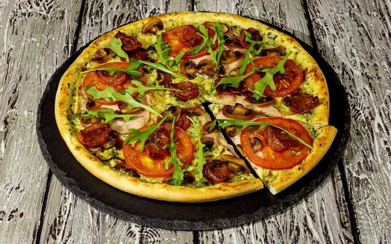 Пицца «Андорра»