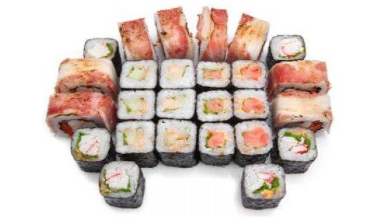 Острый суши-сет