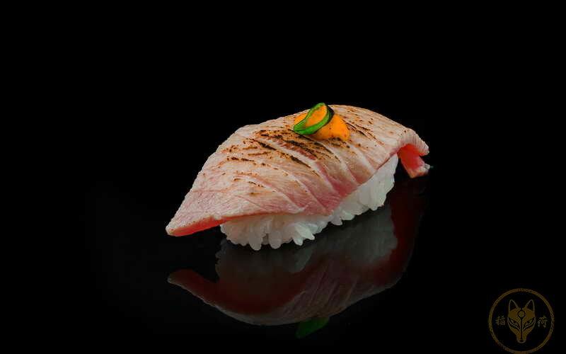 Суши «Магуро ацуи»