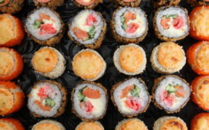 Суши-сет «Горячий»