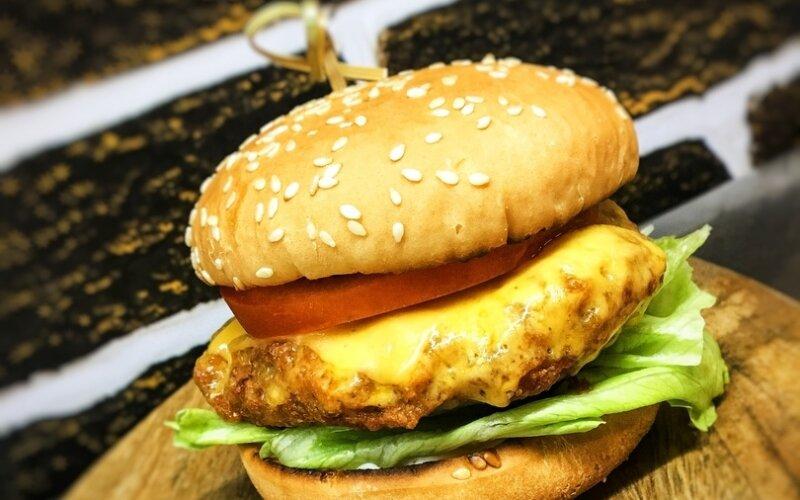 Бургер «Чик чоп»
