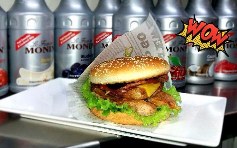 Чикенбургер mini