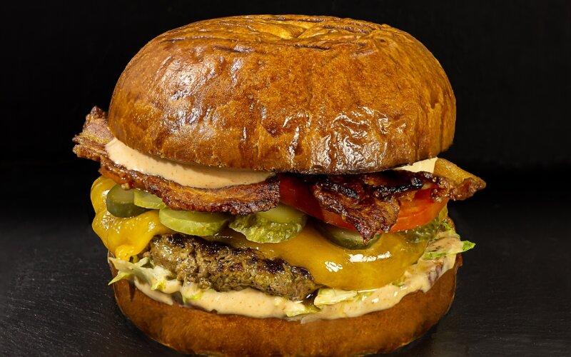 Бургер «Беконный»