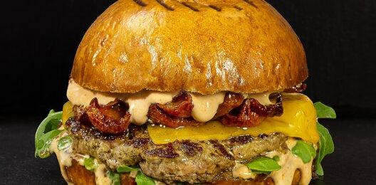 Бургер «Вяленый»