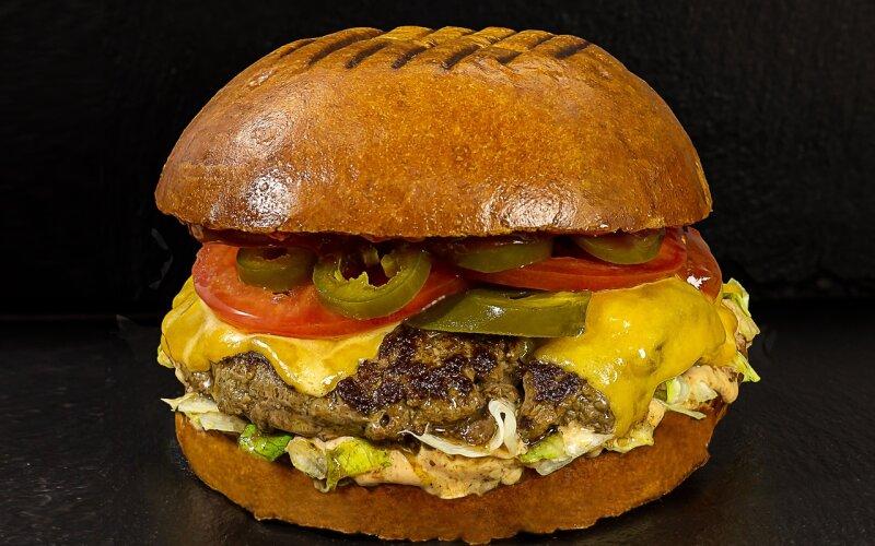 Бургер «Острый»